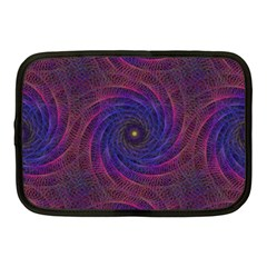 Pattern Seamless Repeat Spiral Netbook Case (medium)