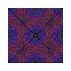 Pattern Seamless Repeat Spiral Acrylic Tangram Puzzle (6  X 6 )