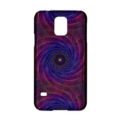 Pattern Seamless Repeat Spiral Samsung Galaxy S5 Hardshell Case