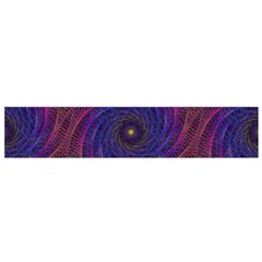 Pattern Seamless Repeat Spiral Flano Scarf (small)