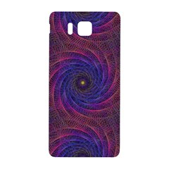 Pattern Seamless Repeat Spiral Samsung Galaxy Alpha Hardshell Back Case