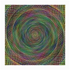 Spiral Spin Background Artwork Medium Glasses Cloth (2 Side)