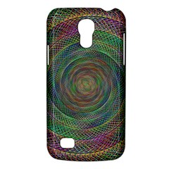 Spiral Spin Background Artwork Galaxy S4 Mini