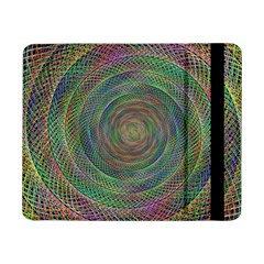 Spiral Spin Background Artwork Samsung Galaxy Tab Pro 8 4  Flip Case