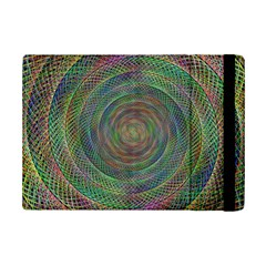 Spiral Spin Background Artwork Ipad Mini 2 Flip Cases