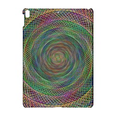 Spiral Spin Background Artwork Apple Ipad Pro 10 5   Hardshell Case