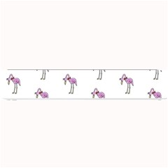 Sweet Flamingo Pattern Small Bar Mats