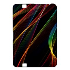 Rainbow Ribbons Kindle Fire Hd 8 9