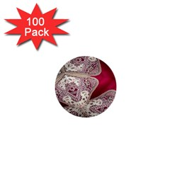 Morocco Motif Pattern Travel 1  Mini Buttons (100 Pack)