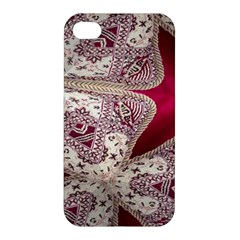 Morocco Motif Pattern Travel Apple Iphone 4/4s Premium Hardshell Case