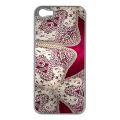 Morocco Motif Pattern Travel Apple Iphone 5 Case (silver)