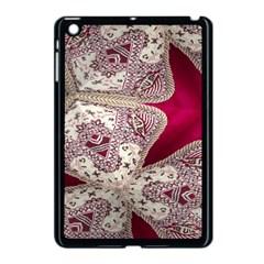 Morocco Motif Pattern Travel Apple Ipad Mini Case (black)