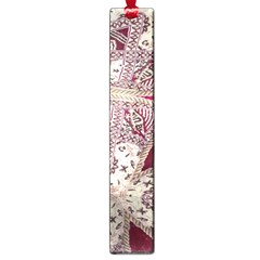 Morocco Motif Pattern Travel Large Book Marks