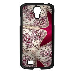 Morocco Motif Pattern Travel Samsung Galaxy S4 I9500/ I9505 Case (black)