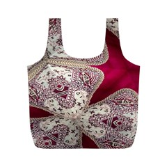 Morocco Motif Pattern Travel Full Print Recycle Bags (m)