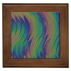 Texture Abstract Background Framed Tiles