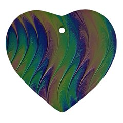 Texture Abstract Background Ornament (heart)