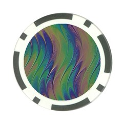 Texture Abstract Background Poker Chip Card Guard