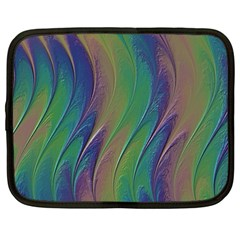 Texture Abstract Background Netbook Case (xxl)