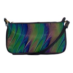 Texture Abstract Background Shoulder Clutch Bags