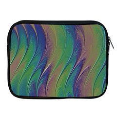 Texture Abstract Background Apple Ipad 2/3/4 Zipper Cases