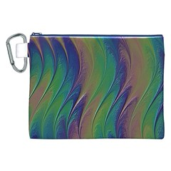 Texture Abstract Background Canvas Cosmetic Bag (xxl)