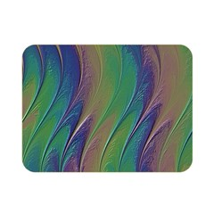 Texture Abstract Background Double Sided Flano Blanket (mini)