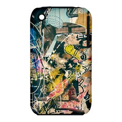 Art Graffiti Abstract Vintage Iphone 3s/3gs