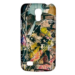 Art Graffiti Abstract Vintage Galaxy S4 Mini
