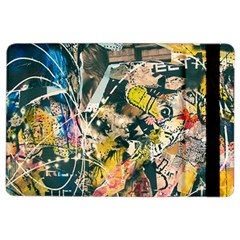 Art Graffiti Abstract Vintage Ipad Air 2 Flip