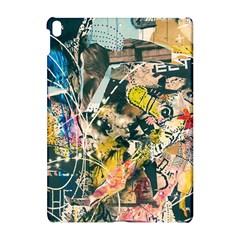 Art Graffiti Abstract Vintage Apple Ipad Pro 10 5   Hardshell Case