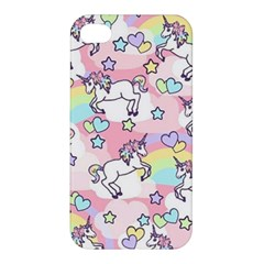Unicorn Rainbow Apple Iphone 4/4s Premium Hardshell Case