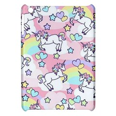 Unicorn Rainbow Apple Ipad Mini Hardshell Case