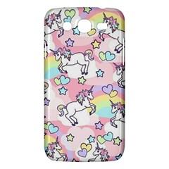 Unicorn Rainbow Samsung Galaxy Mega 5 8 I9152 Hardshell Case