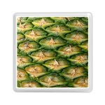 Pineapple Pattern Memory Card Reader (Square)  Front