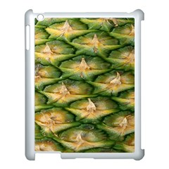 Pineapple Pattern Apple Ipad 3/4 Case (white)