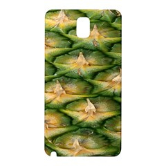 Pineapple Pattern Samsung Galaxy Note 3 N9005 Hardshell Back Case
