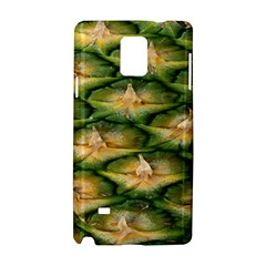 Pineapple Pattern Samsung Galaxy Note 4 Hardshell Case