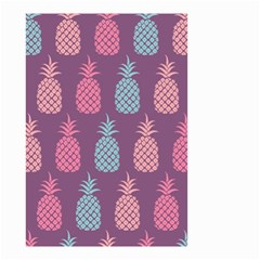 Pineapple Pattern Small Garden Flag (two Sides)