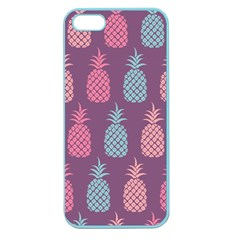 Pineapple Pattern Apple Seamless Iphone 5 Case (color)