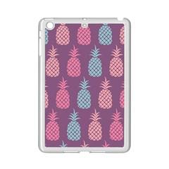 Pineapple Pattern Ipad Mini 2 Enamel Coated Cases
