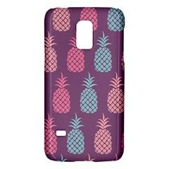 Pineapple Pattern Galaxy S5 Mini
