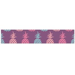Pineapple Pattern Flano Scarf (large)