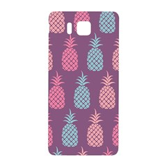 Pineapple Pattern Samsung Galaxy Alpha Hardshell Back Case