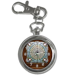 Stained Glass Window Library Of Congress Key Chain Watches