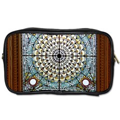 Stained Glass Window Library Of Congress Toiletries Bags