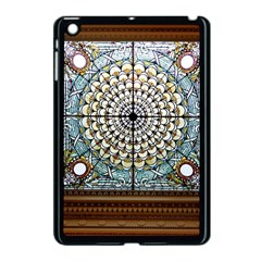 Stained Glass Window Library Of Congress Apple Ipad Mini Case (black)