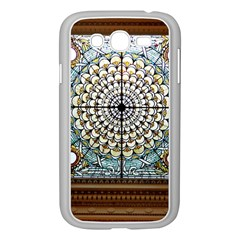 Stained Glass Window Library Of Congress Samsung Galaxy Grand Duos I9082 Case (white)