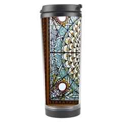 Stained Glass Window Library Of Congress Travel Tumbler