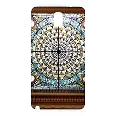 Stained Glass Window Library Of Congress Samsung Galaxy Note 3 N9005 Hardshell Back Case